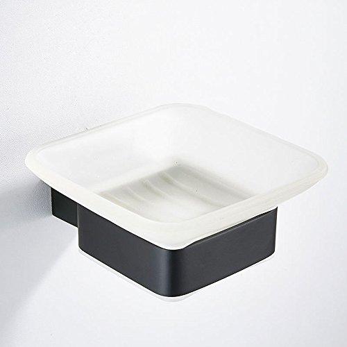 LY-Soap dish 304 Edelstahl Bad WC-Rack Seifenkiste Seifennetz Fach Wand Hängen Hotel Seifenschale