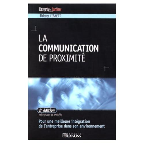 La Communication de proximité