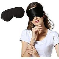 V · Yize 100% Natural Silk Eye Masken Sleep Maske Augenbinde und verstellbare X Packungen Augenpads Weiches bequem... preisvergleich bei billige-tabletten.eu