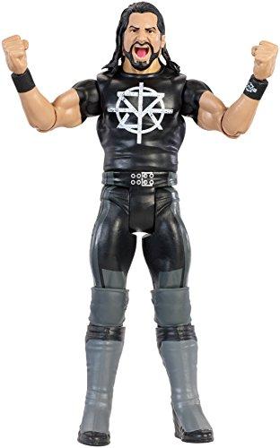 WWE Figura Básica Seth Rollins (Mattel DXG23)