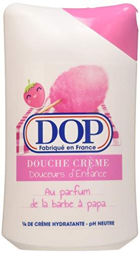 DOP Gel Douche Crème Douceurs d'Enfance Barbe à Papa à la Fraise de Sananas 250 ml