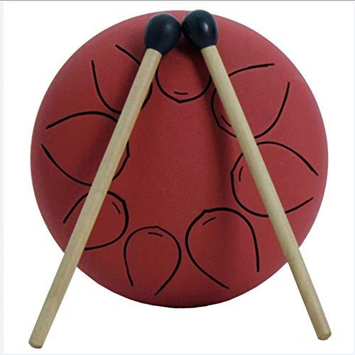 Set di campanelle a mano 8/nota musicale percussione giocattolo per bambini
