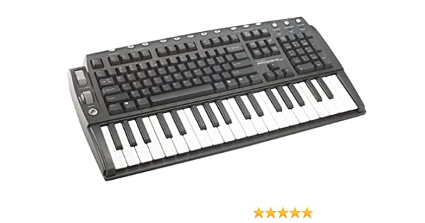 Creative Labs Prodikeys DM Musical Keyboard/PC Keyboard Combo