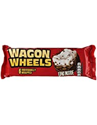 Wagon Wheels Original Biscuit, 6 Biscuits