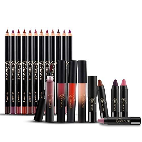 BrilliantDay Set De Maquillage Coffret Cadeau-Coffret Maquillage