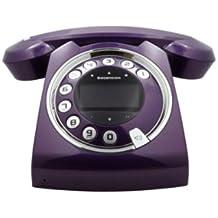 Sagemcom Sixty Téléphone sans fil Prune