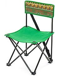 anna silla de escalada al aire libre casual silla plegable silla de playa silla de pesca