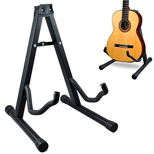T-LoVendo 5.789 Soporte Universal Plegable Suelo Guitarra