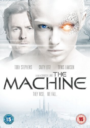 The Machine (2013) ( ) [ UK Import ]