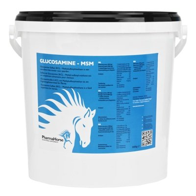 PharmaHorse Glucosamin & MSM Pferd 5000 Gramm