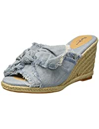 Sc54jl3arq Jeans Espepe Amazon Mujer De Para Sandalias Vestir Zapatos 76fgybYv