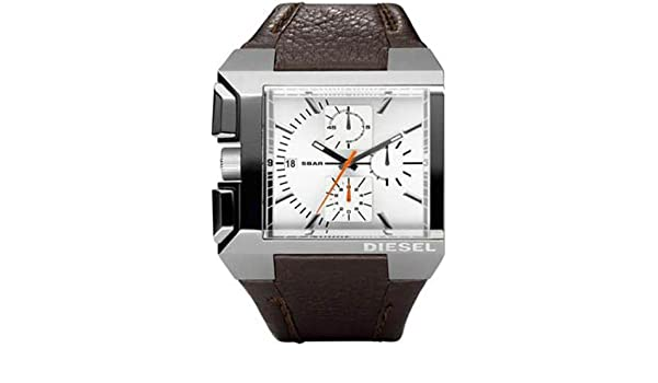ad21bfc867c Buy Diesel Unisex Watch - DZ4174 Online at Low Prices in India - Amazon.in