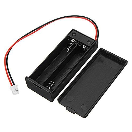 Ils - 6,5 * 2,8 cm Microbit Spezielle Batterie Box mit Schalter und Terminal Für AAA 7 Batterien
