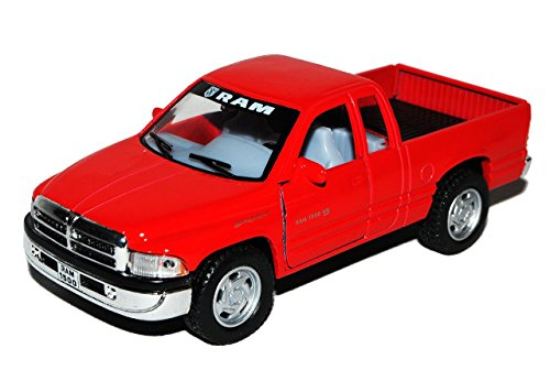 dodge-ram-pick-up-rot-2-generation-1994-2001-ca-1-43-1-36-1-46-kinsmart-modell-auto
