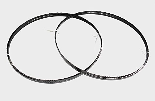 2 x Sägebänder Sägeband 2240 x 6 x 0,65 mm 6 ZpZ Holz Elektra Beckum Metabo