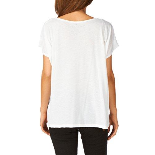 Element Spots Girls T-Shirt (white) White