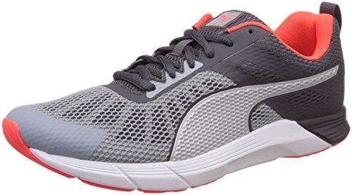 Puma Propel Wn's, Scarpe da Corsa Donna Grigio (Grau (Quarry-Periscope-Red blast 02))