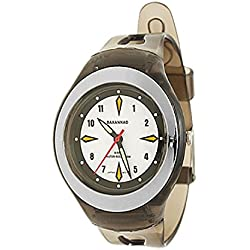 Como Polished Grey Great Sport To Students' Wrist Watch