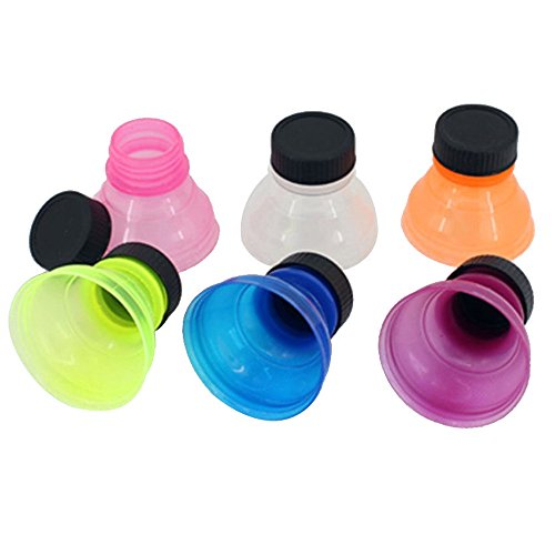 6 Soda Saver Pop SET-SAIL Bier Getränkedose Gap Flip Flasche Deckel Displayschutzfolie zum Aufstecken (Deckel Getränkedose Für)