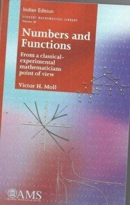 Numbers And Functions: From A Classical-Experimental Mathematician's Point Ov View