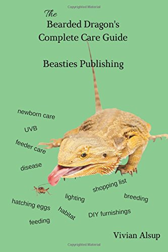 Bearded Dragons: Complete Care Guide