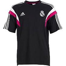 Camiseta Real Madrid Paseo -Negro- 2014-15 6e7fe654d2a63