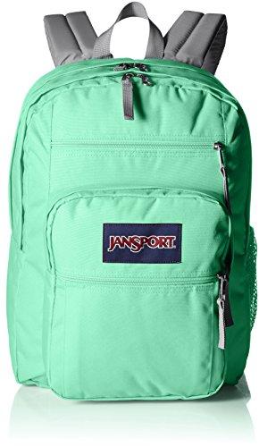 JanSport Big Student - Mochila verde Meeresschaumgrün