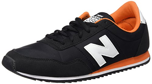 New Balance U396V1, Baskets Basses Homme Black