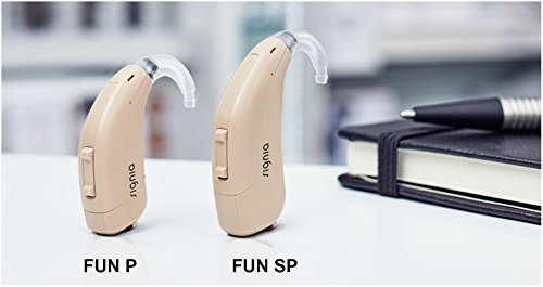 2017 Latest Siemens Signia Behind The Ear Lotus FUN P Digital 6 Channel Hearing Aid For Mild To Severe Hearing...