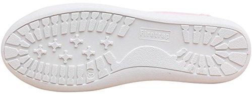 Firetrap , Baskets mode pour femme Pale Pink/White