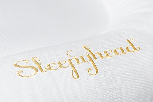 Sleepyhead Deluxe Pod (0-8 Months, Pristine White)