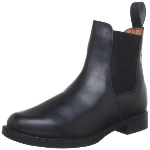 Covalliero 327514 Reitstiefelette, schwarz (black) Leder, Gr. 39