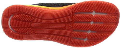 Reebok R Crossfit Nano 7.0, Scarpe da Ginnastica Donna Arancione (Yao-vitamin C / Solar Yellow / Black / Lead)
