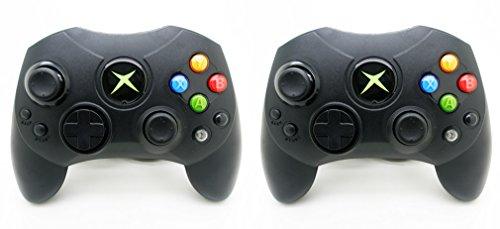2x Controlador Mando compatible con la XBOX X-B 2 Motores de Vibracion 4082_2