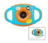 Kinder Kamera Digitalkamera HD Kinderkameras Wiederaufladbare Videokamera 1,77 Zoll Farbdisplay 5 MP Cam für Kinder Jungen Mädchen