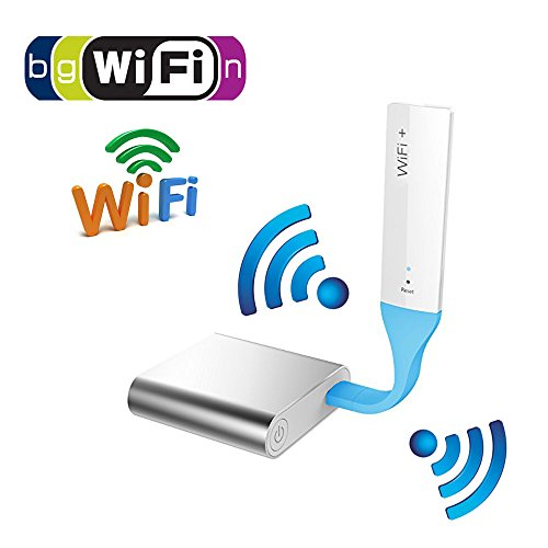 Wifi Repeater USB Portable Wi-Fi Smart Wireless 2.4GHz 300Mb...