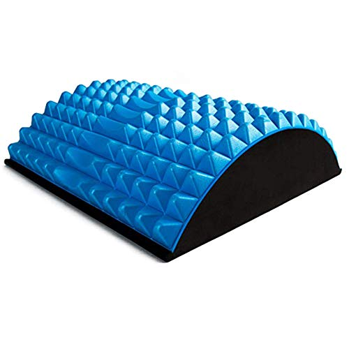 SSDM Rückenschmerzen Relief Behandlung Unterstützung | Chronische Lordosenstütze | Bandscheibenvorfall | Lschiasnerv | Spinale Stenose | Haltungskorrektor | Kissen Kissen und Klammer -