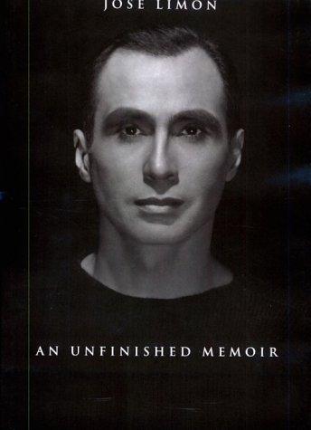 Jose Limon: An Unfinished Memoir (Studies in Dance History)