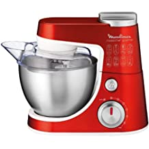 Moulinex Mastercheff Gourmet - Robot de cocina, 900 W, con bol de 4 litros