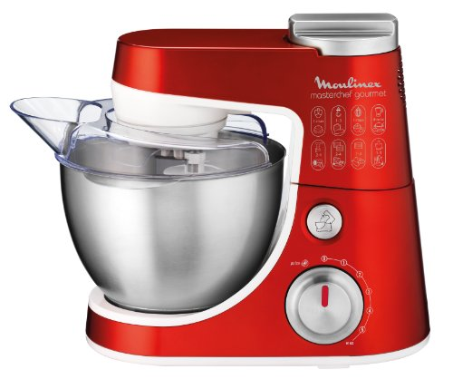 Moulinex QA403GB1 Kitchen Machine Impastatrice Masterchef Gourmet