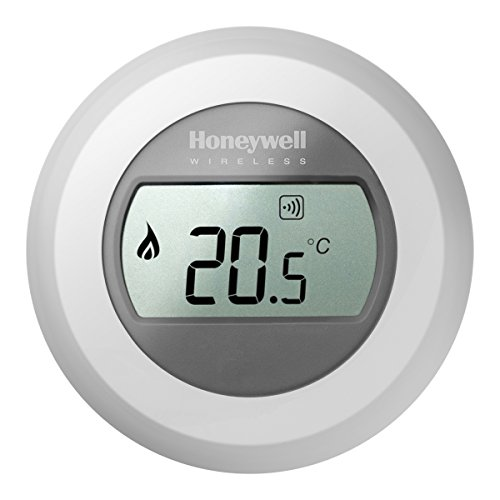 Price comparison product image Honeywell T87RF2059 digital Funkraumthermostat for evohome Fußbodenregler