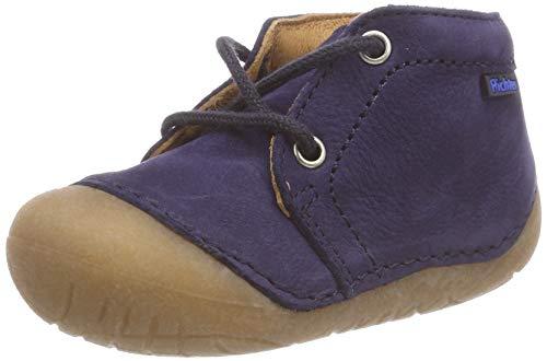 Richter Kinderschuhe Baby Jungen Richie Sneaker, Blau (Atlantic 7200), 22 EU