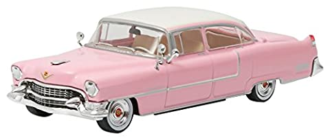 Greenlight Collectibles – 86491 – Cadillac FLEETWOOD Serie 60 Elvis Presley – 1955 – Maßstab (Cadillac Modell)