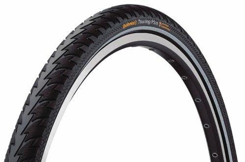 -Reifen Touring Plus, Schwarz Reflex, 28 x 1.6 (42 - 622), 0100109 (Touring Plus Reifen)
