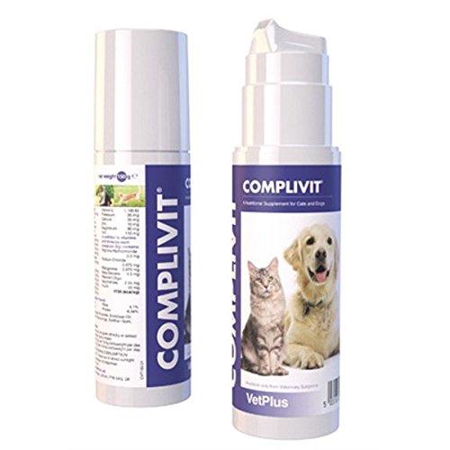 VETPLUS Complivit Complemento Alimenticio para Gatos y...