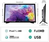 Philips 55 cm (22 inches) 5400 Series Full HD LED TV 22PFT5403S/94 (Black)