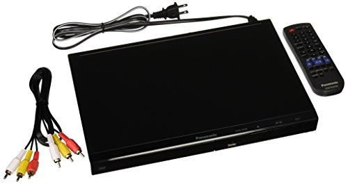 Panasonic DVD-S500P-K All Multi Region Code Zone Free PAL/NTSC DVD Player