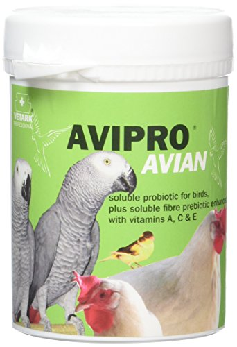 Vetark Avipro Avian Prebiotic & Probiotic Supplement – 100g