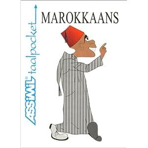Taalpocket Marokaans (en néerlandais)