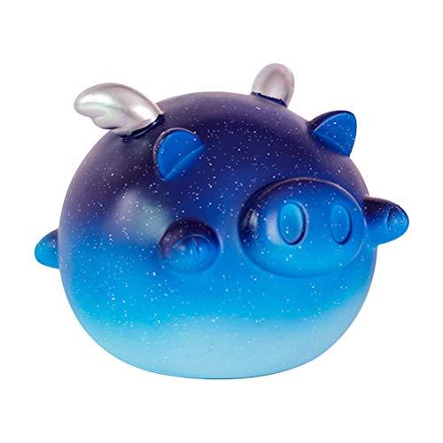 Vosarea Piggy Bank Starry Series Coin Cute Money Bank Container para niños